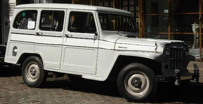 He believe in Argentina the three door version was only produced in 1963 and 1966. & Willys | 3 Door Willys Wagons
