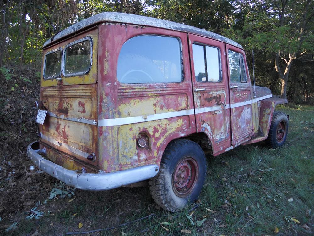 Willys | 4 Door Willys Wagons