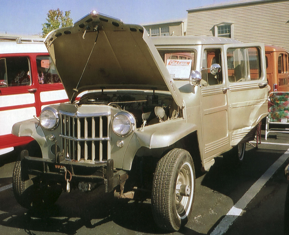Personally verified us factory four door wagons